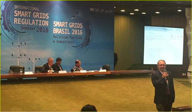 International Smart Grids regulation seminar 2016